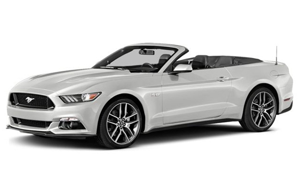Ford Mustang Convertible Rentals at LAX
